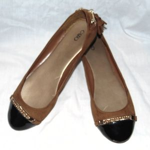 Cato Ballet Flats cute with tassels sz 11M